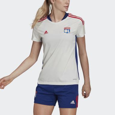 Olympique Lyonnais Tiro Treningstrøye Hvit