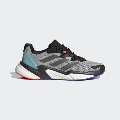 ผู้ชาย วิ่ง สีเทา รองเท้า X9000L3