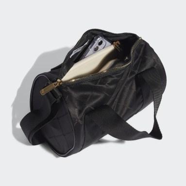 Mini sac en toile noir Femmes Originals