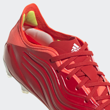 Football Red Copa Sense.1 Artificial Grass Boots
