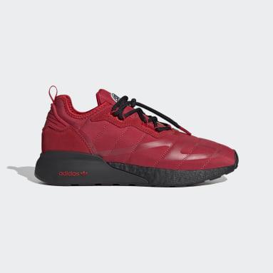 Originals Röd ZX 2K Boost Shoes