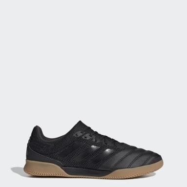 Men's Soccer Black Copa 19.3 Indoor Sala Shoes