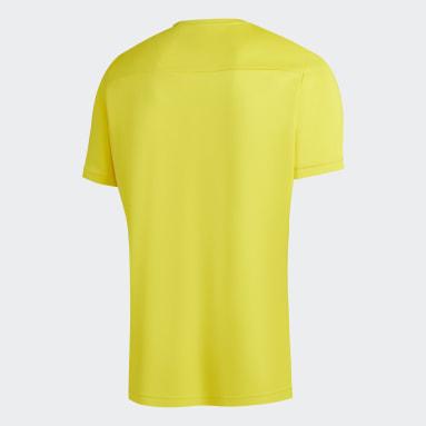 BA RUN21 SS TEE M 1 Amarillo Hombre Running
