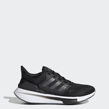 Women's Running Black EQ21 Run Shoes