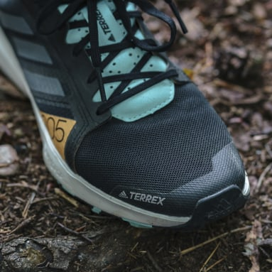 Women TERREX Black Terrex Speed Flow Trail Running Shoes