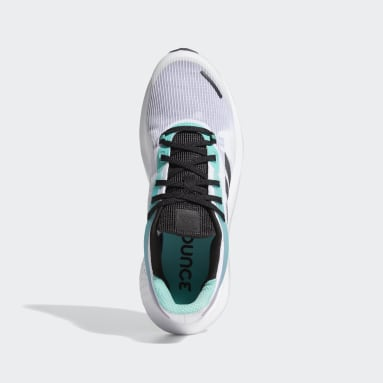 Men's Running White Alphatorsion Shoes