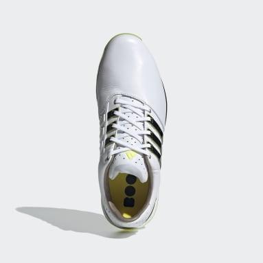 Originals White TOUR360 XT-SL 2.0 Spikeless Golf Shoes