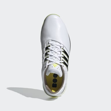 Originals Wit TOUR360 XT-SL 2.0 Spikeloze Golfschoenen