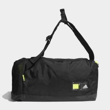 Training Black 4ATHLTS ID Duffel Bag Medium