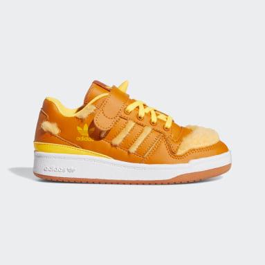 Children Originals Multi Forum Low Monsters, Inc. Shoes