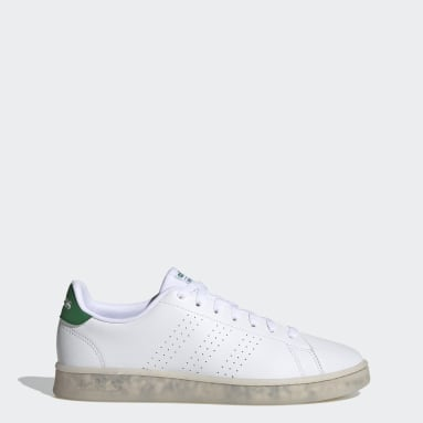 Erkek Sport Inspired Beyaz Advantage Eco Ayakkabı