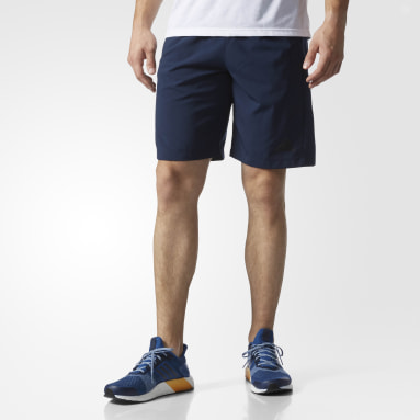 Shorts D2M Azul Hombre Training