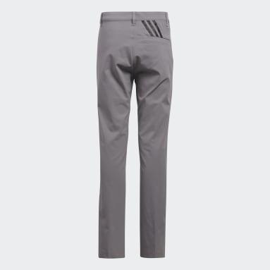 Pantaloni Solid Grigio Ragazzo Golf