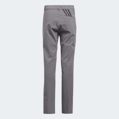 Boys Golf Grey Solid Joggers