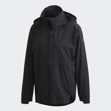 Women Essentials Black Traveer RAIN.RDY Jacket