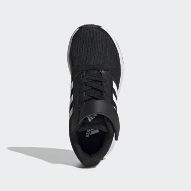 Barn Löpning Svart Runfalcon 2.0 Shoes