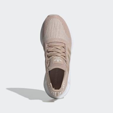 Women's Originals Beige Swift Run Shoes