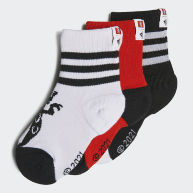 белый Три пары носков adidas x LEGO® NINJAGO®
