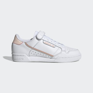 Kvinder Originals Hvid Continental 80 Breakbeat sko