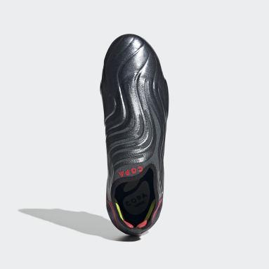 Voetbal zwart COPA SENSE+ FG