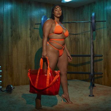 Originals Orange Beach Tote Bag