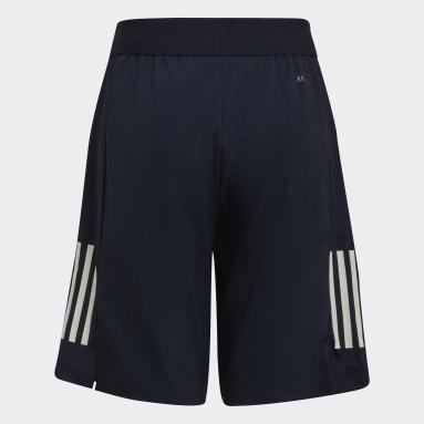 Pantalón corto XFG AEROREADY Sport Azul Niño Gimnasio Y Entrenamiento