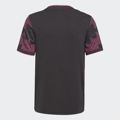 Camiseta primera equipación México Blanco Niño Fútbol