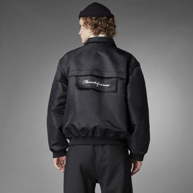 Herr Originals Svart Blue Version Varsity Bomber Jacket
