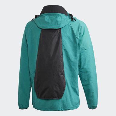 Men Originals Green adidas PT3 Karkaj Windbreaker