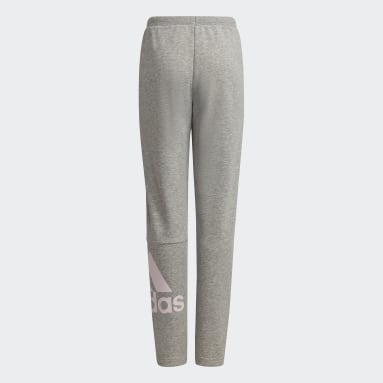 adidas Essentials French Terry Pants Szary