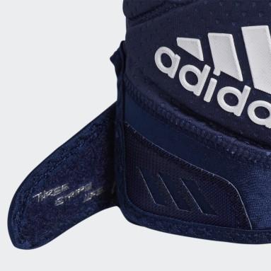 Football Blue Freak 5.0 Gloves
