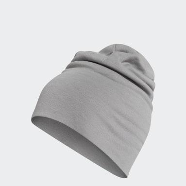 серый Шапка-бини Lightweight Long