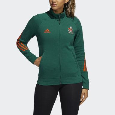 Women's Training Multicolor Hurricanes Track Jacket