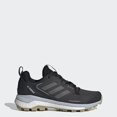 Women's TERREX Black Terrex Skychaser GORE-TEX 2.0 Hiking Shoes