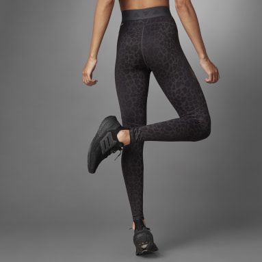 Women HIIT Multicolour Hyperglam High-Rise Long Leggings