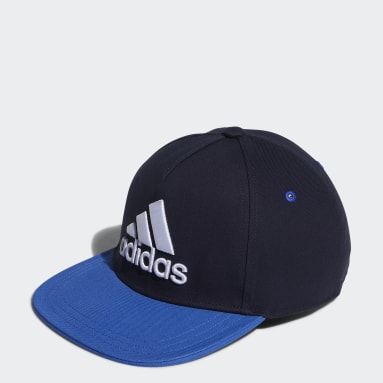 Kids Training Blue Cap