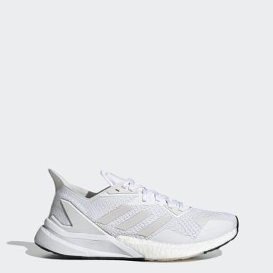 Tênis X9000L3 Branco Mulher Running