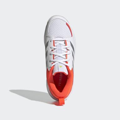 Chaussure Ligra 7 Indoor Blanc Femmes Fitness Et Training