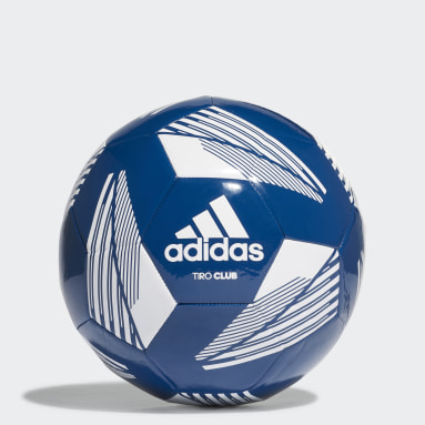 Fotboll Blå Tiro Club Ball