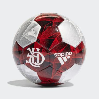 Minibola CR Flamengo 2 Vermelho Futebol