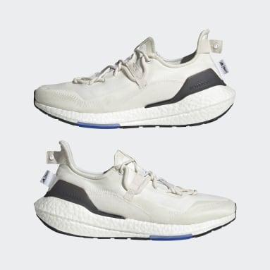 Koşu Beyaz Ultraboost 21 x Parley Ayakkabı