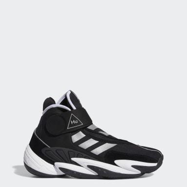 черный Баскетбольные кроссовки Crazy BYW Pharrell Williams