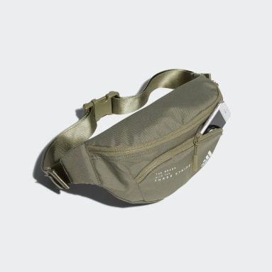 Gym & Training Green Future Icons Waist Bag