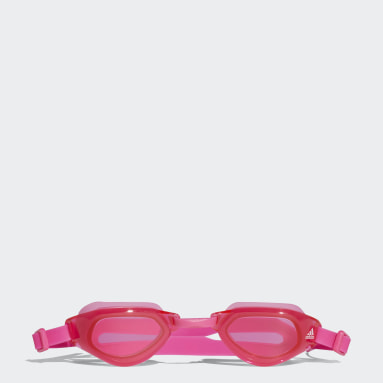 Kids Swimming Pink persistar fit unmirrored swim goggle junior