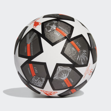 Bola Treino Texturizada Finale 21 20th Anniversary UCL Branco Homem Futebol