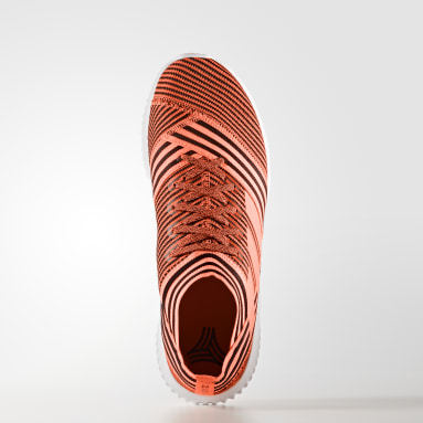 Calzado Nemeziz Tango 17.1 Naranja Hombre Fútbol