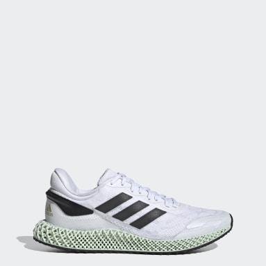 Tenis adidas 4D Run 1.0 Blanco Hombre Running
