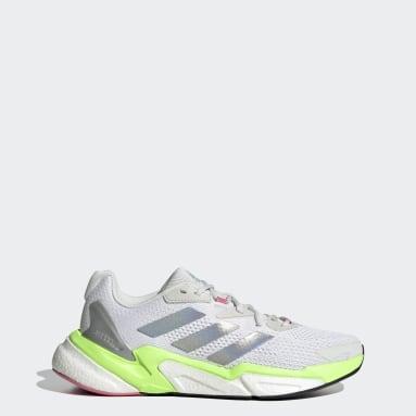 Frauen Sportswear X9000L3 Laufschuh Weiß