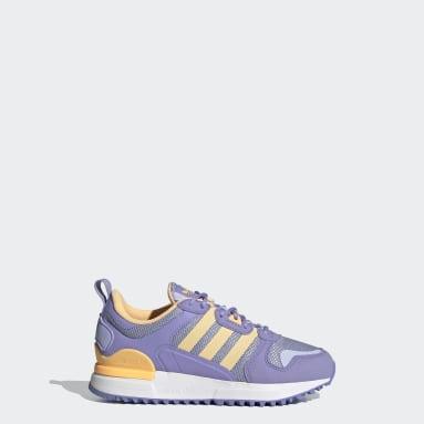 Girls Originals Purple ZX 700 HD Shoes