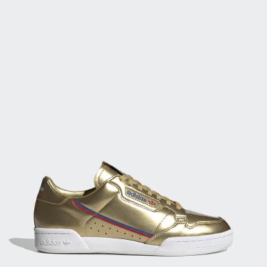 Men Originals Gold Continental 80 Shoes